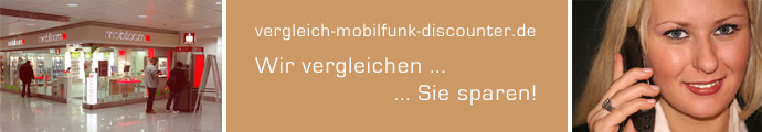 Vergleich Mobilfunk Discounter.de